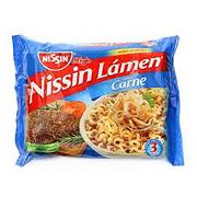 Nissin Miojo de Carne 85g