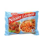 Macarrão Instantaneo Nissin Carne/tomate 85g