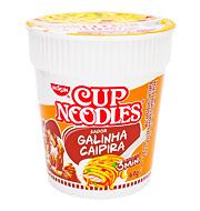 Cup Noodles Galinha Caipira 64 g