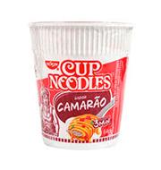 Macarrão Instantaneo Cup Noodle MacarrÃo 65g