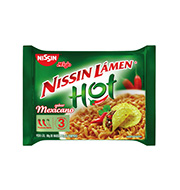 Macarrão Instantaneo Nissin Hot Mexicano 85g