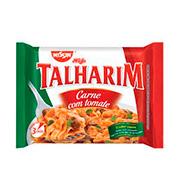 Macarrão Talharim Nissin Carne/tomate 99g Pac