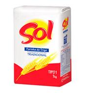 Farinha Trigo Sol