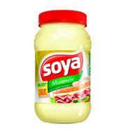 Maionese Soya Tradicional 250ml