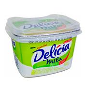 Margarina Delicia Mila 500g C/sal Pote