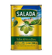 Oleo Composto Salada 200ml Lata