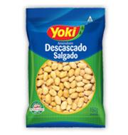Amendoim Yoki Descascado Salgado 150g
