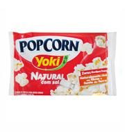 Milho para Pipoca Yoki Microondas Natural Com
