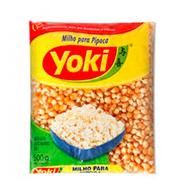 Milho Para Pipoca Yoki 500g Pacote