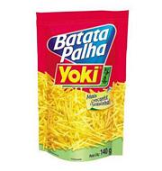 Batata Palha Tradicional Yoki 140 g