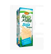 Suco A Base De Soja Mais Vita Original 1lt Ca