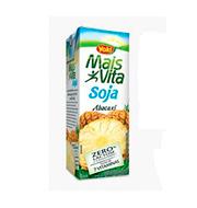 Suco A Base De Soja Mais Vita Abacaxi 1lt Cai