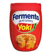 Fermento Em Pó Yoki 100g