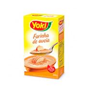 Farinha De Aveia Yoki 200g  Caixa