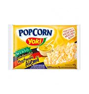 Popcorn Microondas Yoki Mostarda Alema 100g P