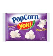 Milho para Pipoca Yoki Microondas Bacon 100g