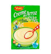 Creme Arroz Yoki 200g Caixa