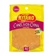 Canela Da China em Pó Kitano 8g