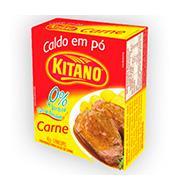 Caldo Kitano 45g Carne Caixinha