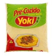 Fuba Yoki Pre Cozido 500g Pacote
