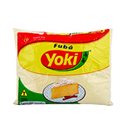Fuba Mimoso Yoki 1kg Pacote