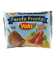 Farofa Pronta Yoki de Mandioca Temperada 250g