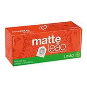 Chá Mate Limão Matte Leão 25 Sachês 40g