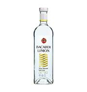 Rum Bacardi 750ml Limon Garrafa De Vidro