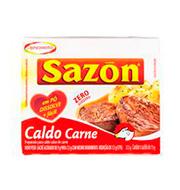 Caldo Sazon Po 37,5g Carne Caixinha