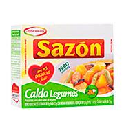 Caldo Sazon 37,5g Legumes Caixinha