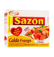Caldo Sazon 37,5g Frango C/shoyu Caixinha