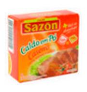 Caldo Caseiro Carne/tomate/cebola 45g Sazon C