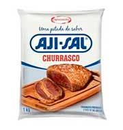 Sal Ajinomoto p/ Churrasco Pacote 1Kg