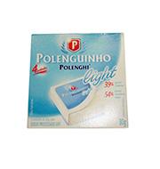 Queijo Polenguinho Light C/4 80g Caixinha