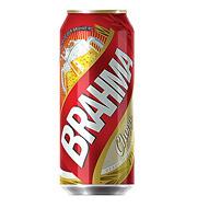 Cerveja Brahma Latão 473ml