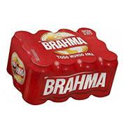 Cerveja Brahma Chopp Lata 350ml (12 Unidades)