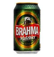 Cerveja Brahma Malzbier Lata 350ml