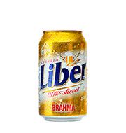 Cerveja Liber S/alcool Lata 350ml
