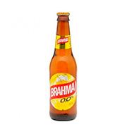 Cerveja Long Neck Brahma 355ml Zero