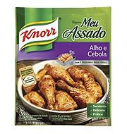 Tempero Knorr Meu Frango Assado Alho E Cebola