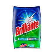 Sabão Em Pó Brilhante Fresh 1kg Pacote