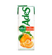 Suco Ades 1l Cha Verde/tangerina Caixa