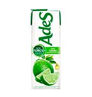 Suco Ades 1l Cha Verde/limao Caixa