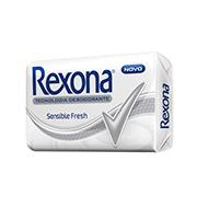 Sabonete Rexona 90g Sensible Fresh