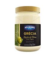 Maionese Hellmanns Gourmet Grecia 250g Pote