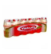 Leite Fermentado Yakult 480g (6 unidades)