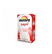 Leite Aurora Integral 1l Caixa