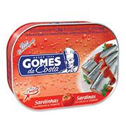 Sardinha ao Molho de Tomate Gomes da Costa 25