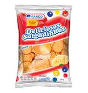 Biscoito Deliciosos Salgadinhos Panco 500g