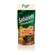 Molho Salsaretti Tomate 340g Pizza Sachet
